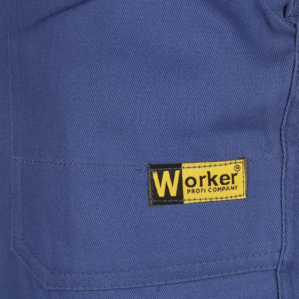 Herren Arbeitslatzhose mit praktischen Details