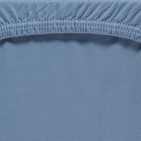 Jersey-Spannbetttuch 100 x 200 cm