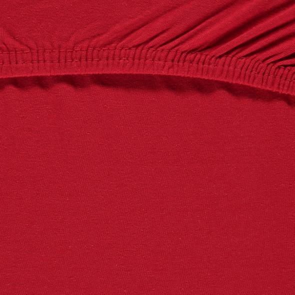 Jersey-Spannbetttuch 190x200cm