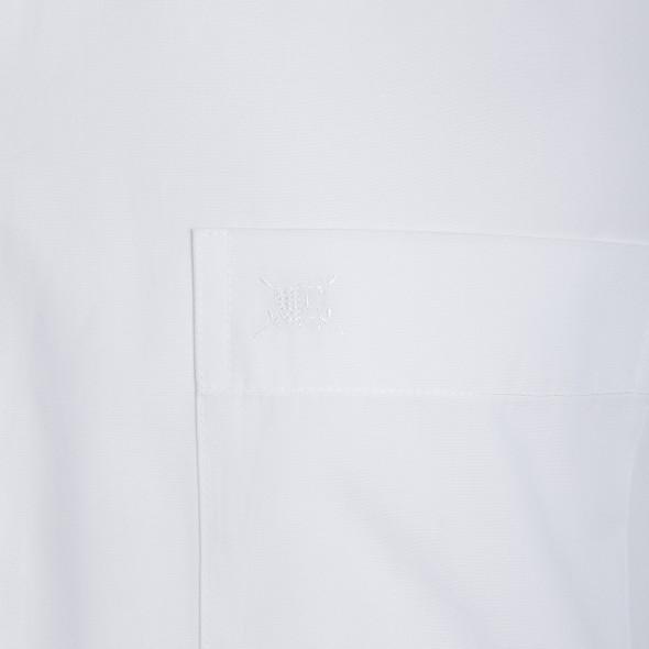Herren Businesshemd mit klassischem Kentkragen