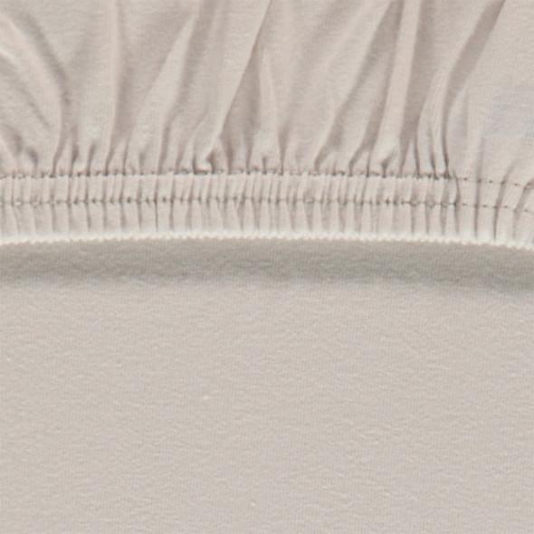 Jersey-Spannbetttuch 100x200cm
