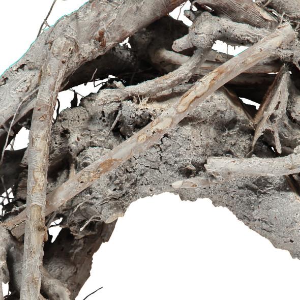 Kranz aus Zweigen