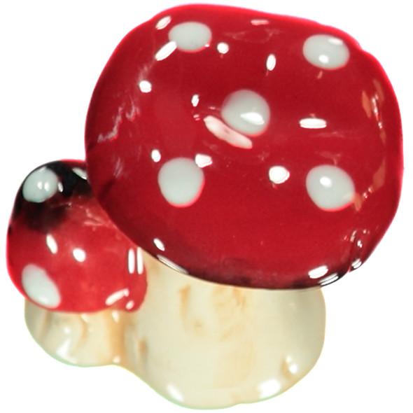 Keramik-Pilz 5cm
