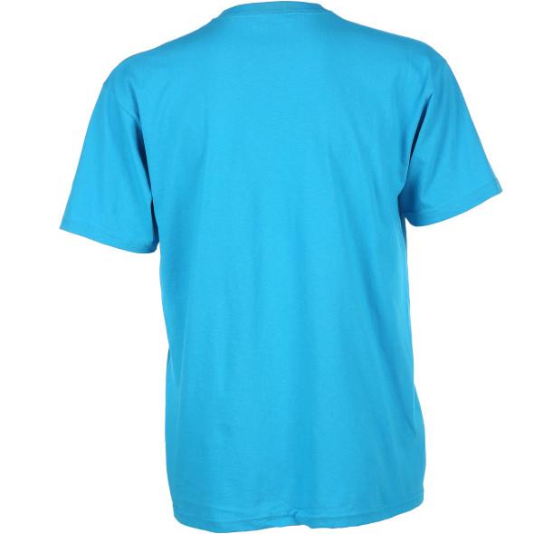 Herren T-Shirt mit Rundhals-Ausschnitt