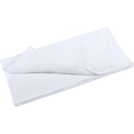 Handtuch mit Borte 50x100cm