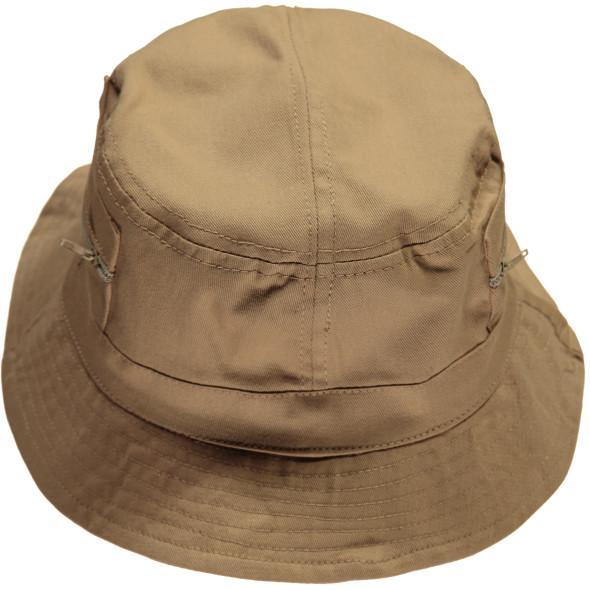 Herren Fischerhut mit kleiner Reißverschlusstasche