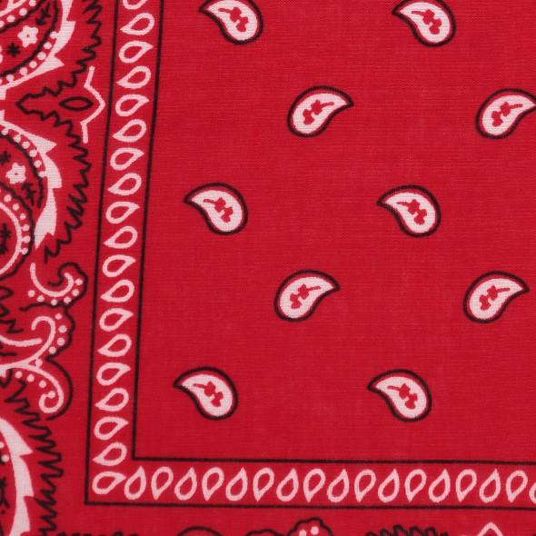 Nicki-Tuch im Trachten-Stil 50x50cm