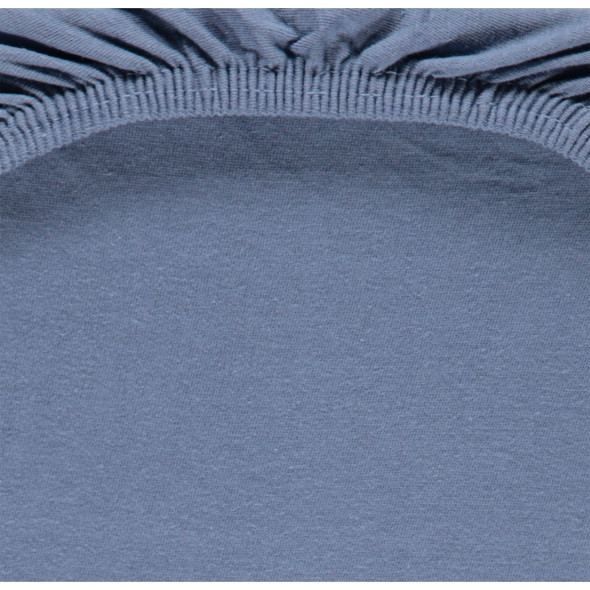 Jersey Spannbetttuch 2-er Pack 100x200cm