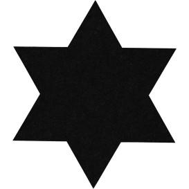 Untersetzer - Stern XXL