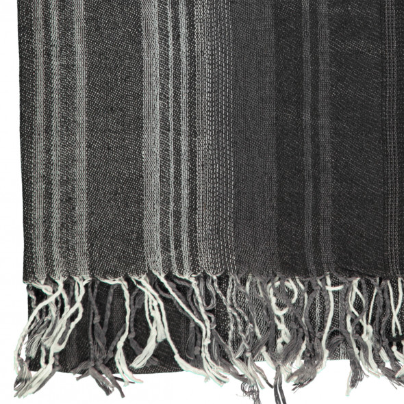 Herren Schal in schlichtem Karo Style