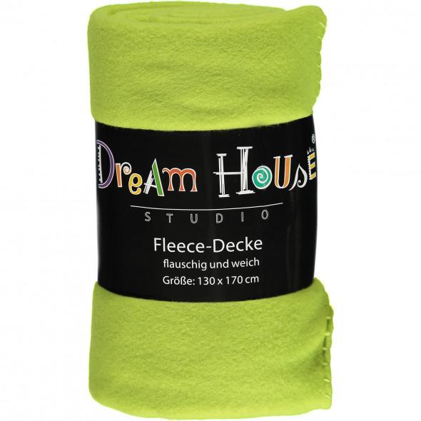 Schlafdecke in frischen Farben 130x170cm