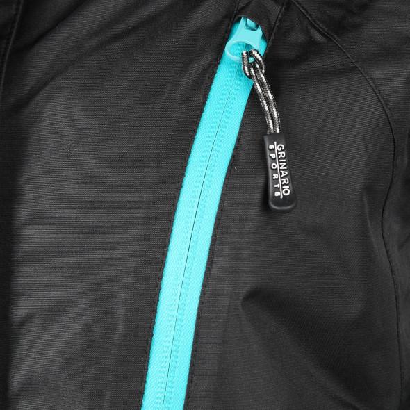 Damen Skijacke mit RECCO-Sicherheitsystem