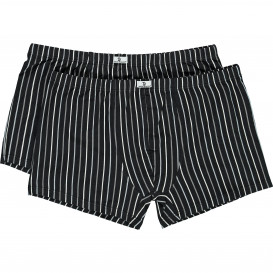 Herren Retro Pants gestreift im 2er Pack