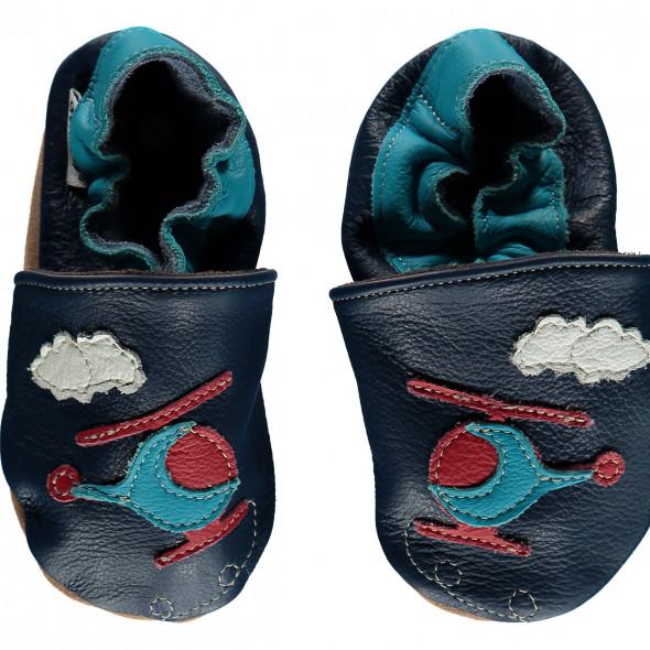 Baby Lauflernschuhe aus Leder