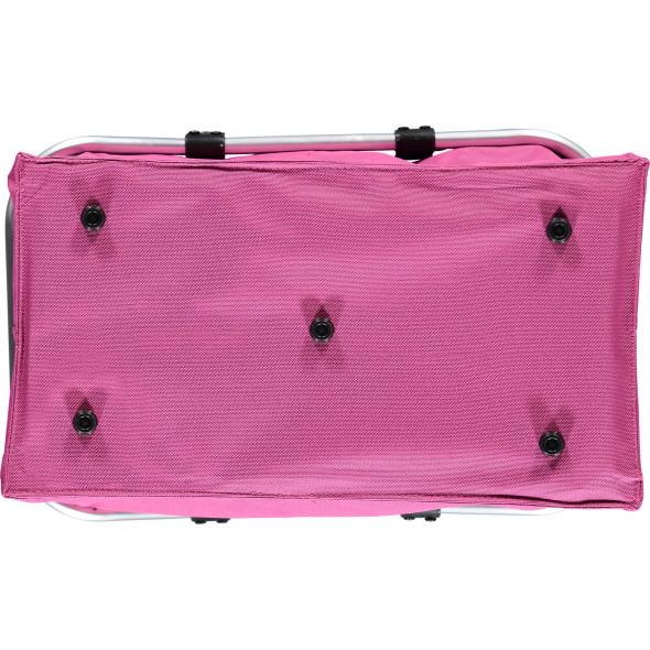 Einkaufskorb Pink