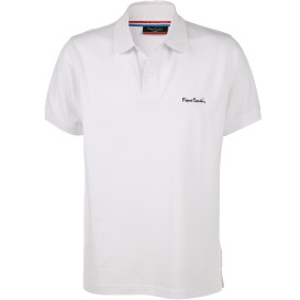Herren Poloshirt mit Logoschriftzug
