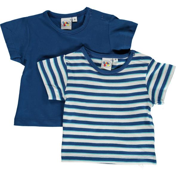 Baby T-Shirt 2er Pack
