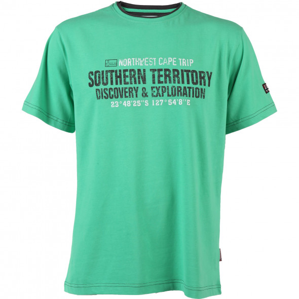Herren T-Shirt mit Frontdruck