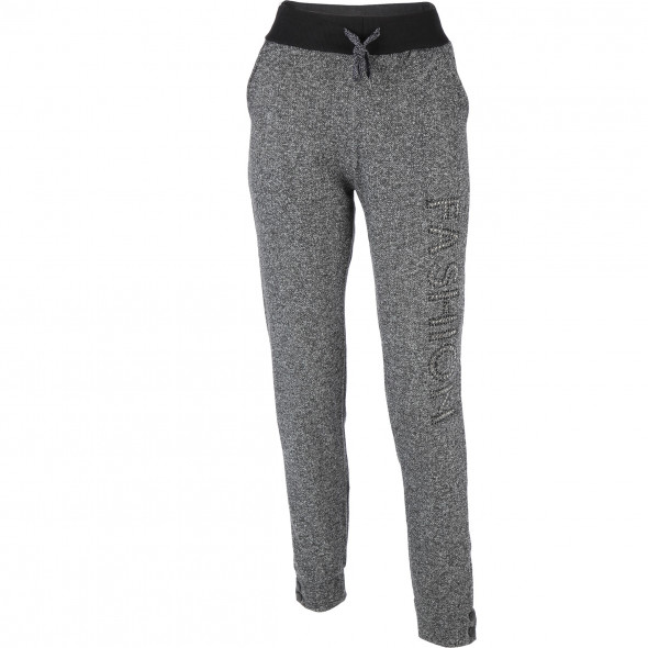 Damen Jogginghose mit Glitzerdruck