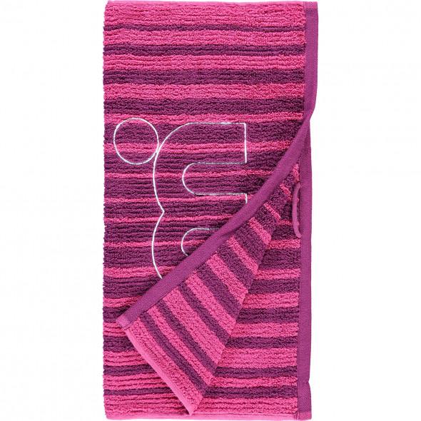 Handtuch im Streifendesign 50x100cm