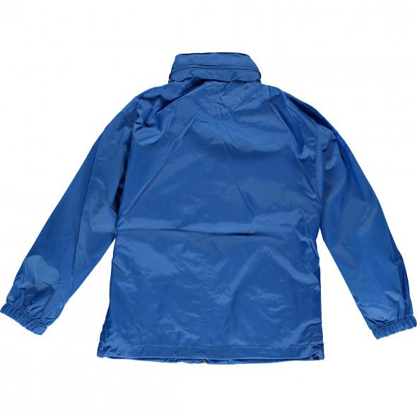 Kinder Wind- & Regenjacke mit Kapuze