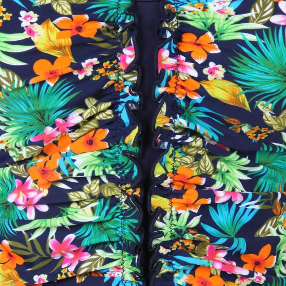 Damen Tankini Set  im Tropic-Style