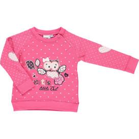 Baby Sweatshirt mit Applikation