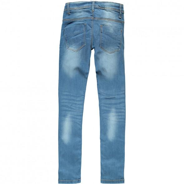 Mädchen Jeans im 5-Pocket-Stil