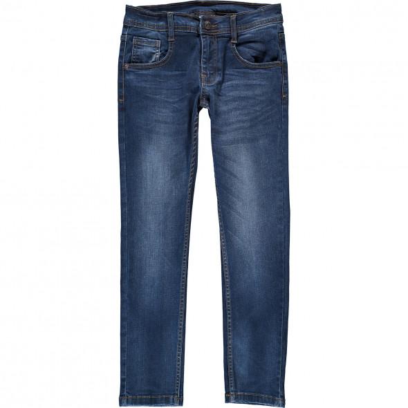 Jungen Jeans in Denim Waschung