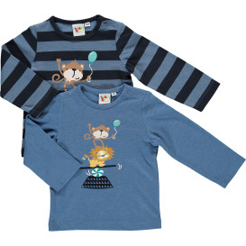 Baby 2er-Pack Shirts