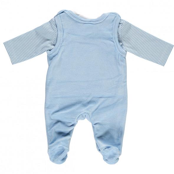 Baby Jungen Set bestehend aus Strampler und Shirt