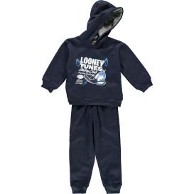 Kinder Jogging Anzug mit Frontprint