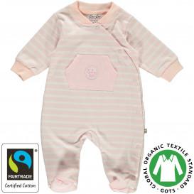 Baby Mädchen Pyjama einteilig