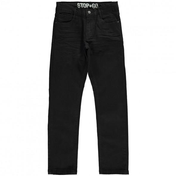 Jungen Jeans mit variabler Taille