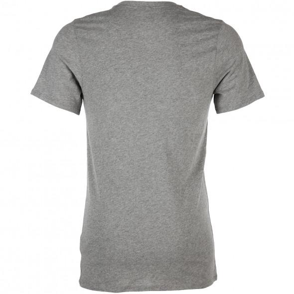 Herren Sport Shirt mit großem Logo Print