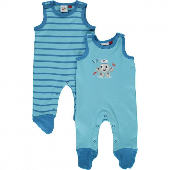 Baby Strampler im 2er Pack