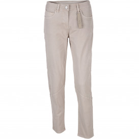 Damen Hose mit Seiteneinsatz