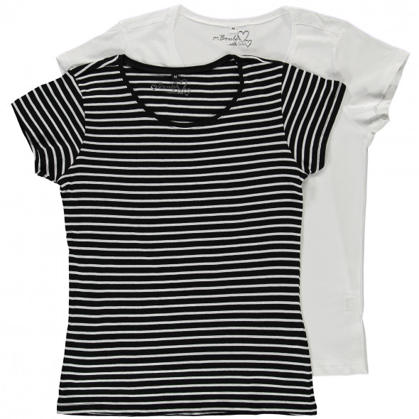 Damen Shirts im 2er-Pack