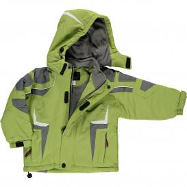Kinder Ski Jacke mit Kapuze
