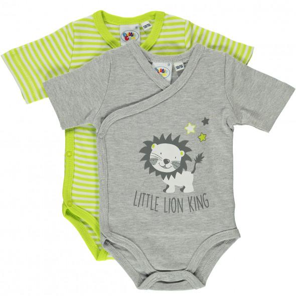 Baby Bodys im 2er Pack