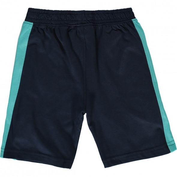 Jungen Shorts mit seitlichen Streifen