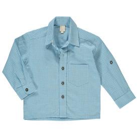 Jungen Trachtenhemd in Vichy Karo