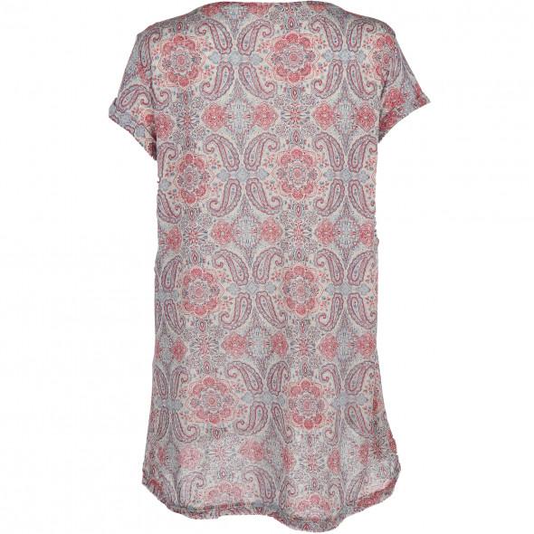 Damen Shirt mit Allover Print