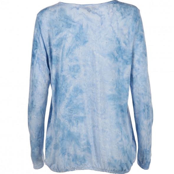 Damen Blouson-Shirt