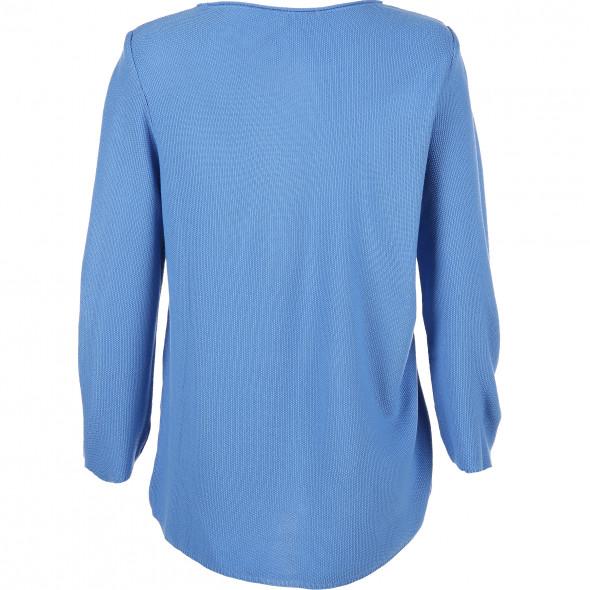 Damen Pullover mit Rundhalsausschnitt