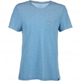 Herren Shirt im Minimalprint