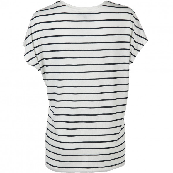 Damen Shirt im Ringel Look