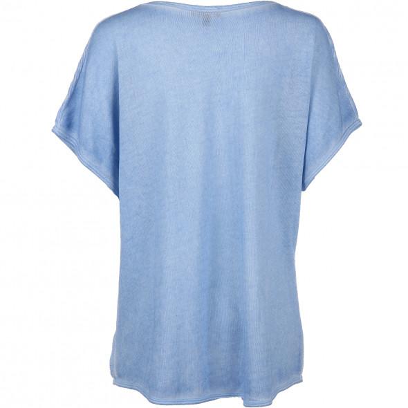 Damen Shirt mit raffinierter Struktur