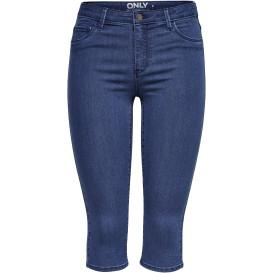 Only ONLRAIN REG SK KNICKE Capri Jeans