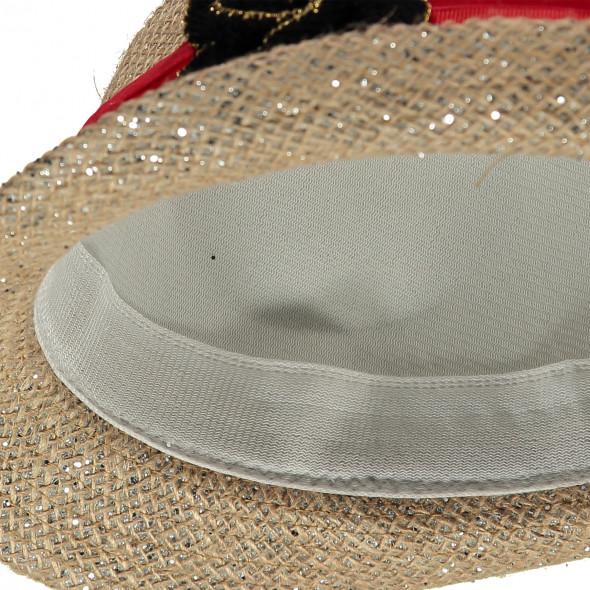 Damen Trachtenhut mit Feder